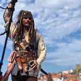 Avatar of Captain Jack Sparrow lookalike