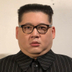 Avatar of Kim Jong Un impersonator Howard X